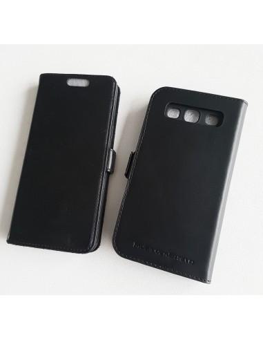 Samsung Galaxy S8 couro de alta qualidade (book)