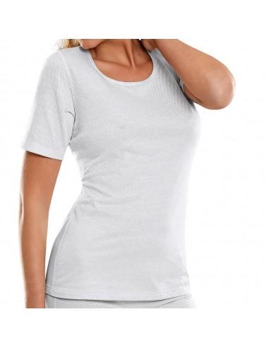 T-shirt anti-ondes pour femme
