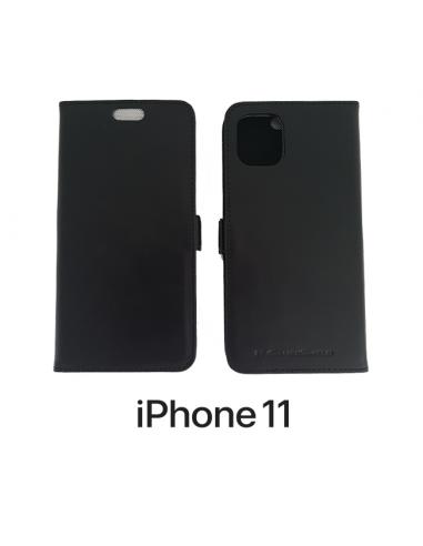 Etui anti-ondes iPhone 11 cuir supérieur
