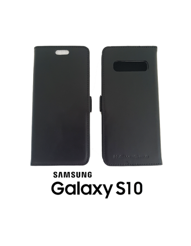 Samsung Galaxy S10 top leather...