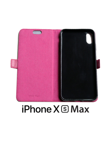 iPhone XS Max Top Leather Anti-Wave...