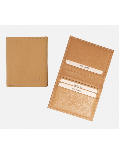 6 CB brown leather protector (with flap)