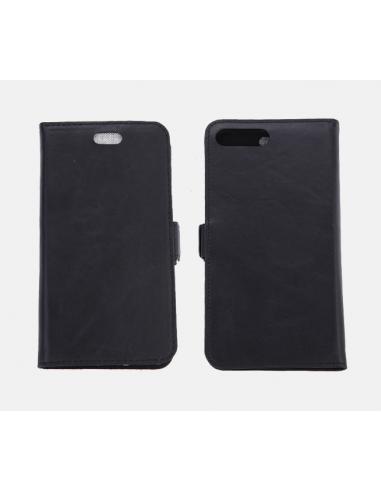 Funda anti-onda iPhone 8 más cuero...