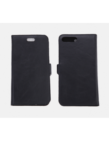 iPhone 8 Plus Leder Anti-Wellen-Hülle...