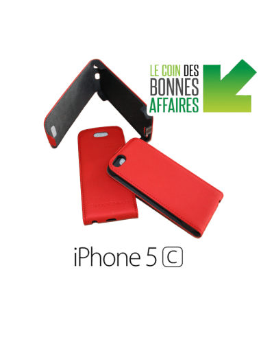 Etui anti-ondes iPhone 5c  (up&down)