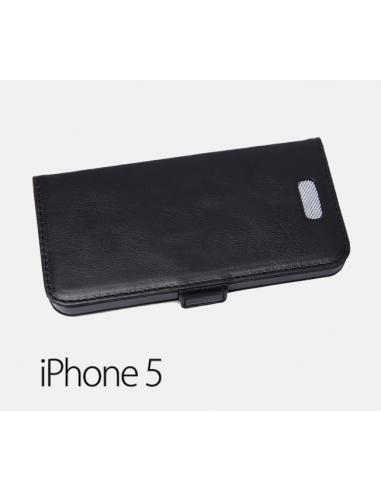 iPhone 5 / 5s anti-onda caja / NEGRO...