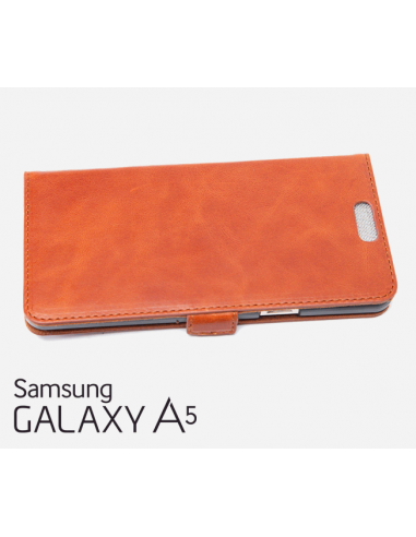 Samsung Galaxy A5 2016 top leather...