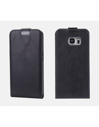 Samsung Galaxy S7 Edge Top Leather...