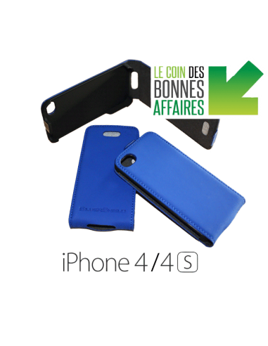 Coque anti-rayonnement pour iPhone 4 / 4s