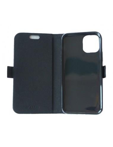 11 PRO - iPhone black leather...